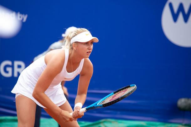 Anastasia Potapova retrieved from a 1-6, 2-3* deficit to triumph | Photo: Photo: Moscow River Cup
