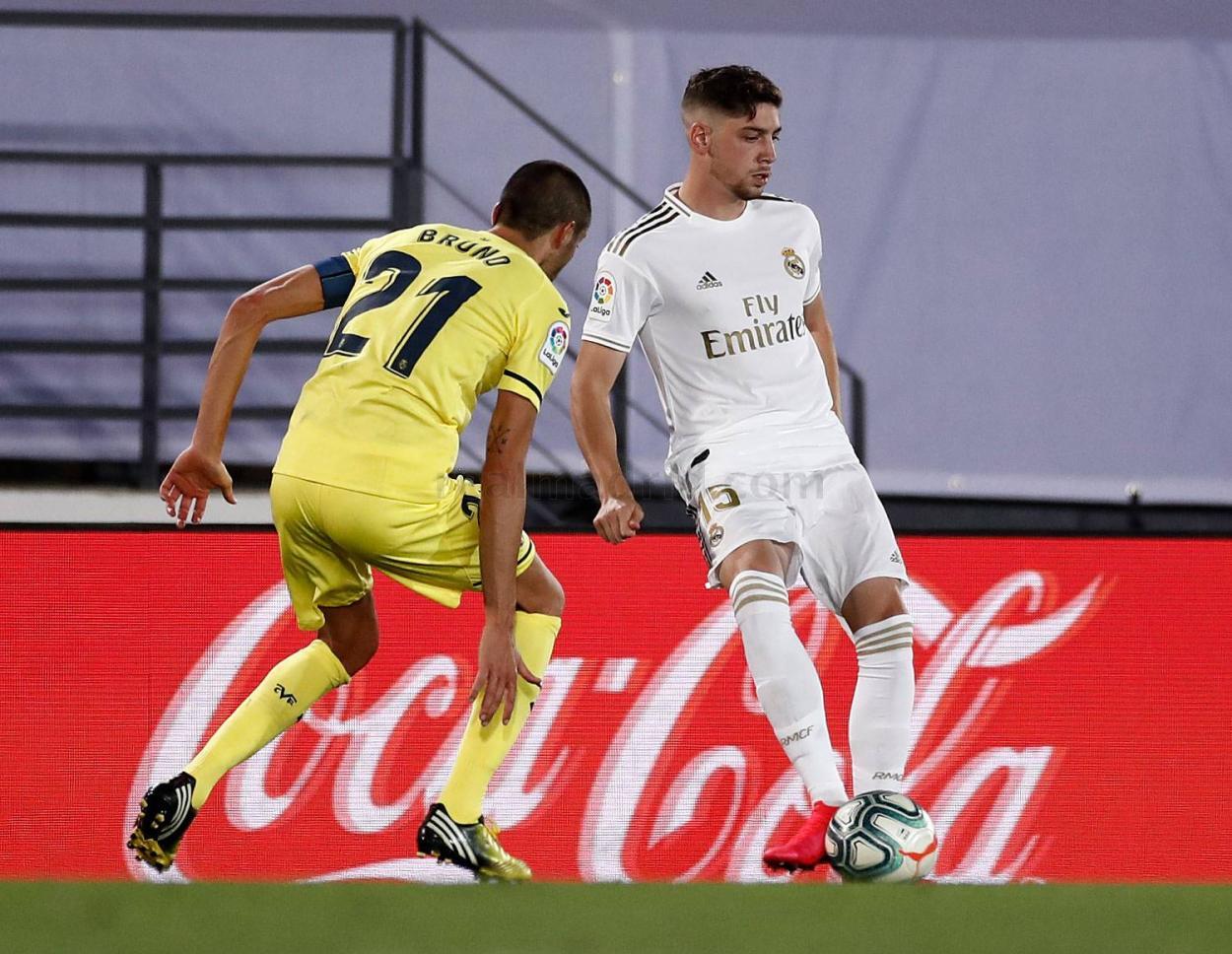 Fede Valverde, ausencia clave en el centro del campo | Fuente: www.realmadrid.com