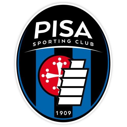 Novo escudo do Pisa | Foto: Divulgação/Pisa