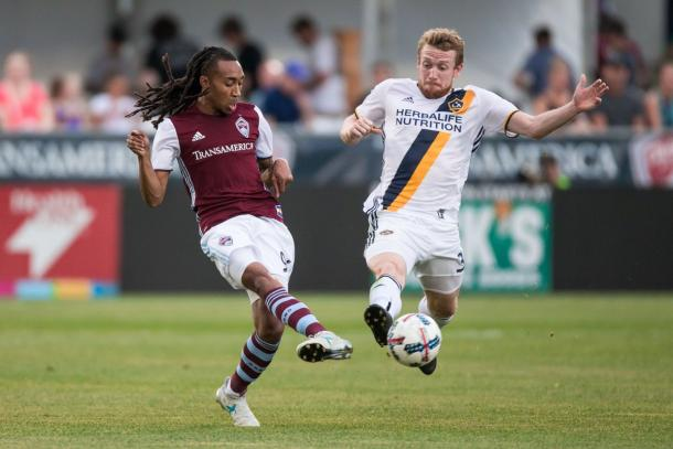 The Galaxy continue to pick up results away from home | Source: Isaiah J. Downing-USA TODAY Sports