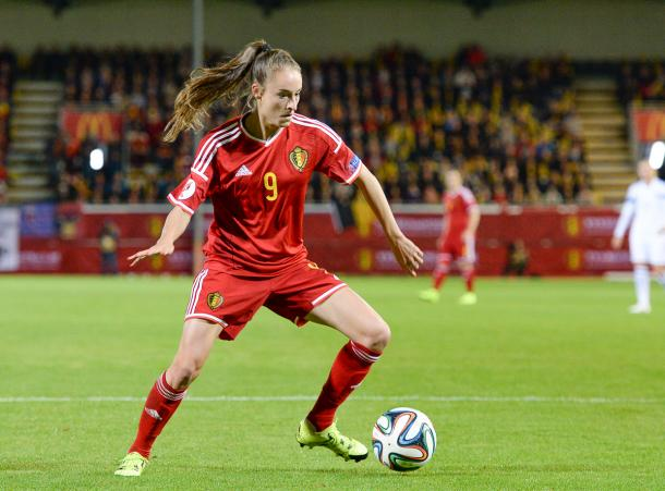 Tessa Wullaert will want to captain her side to victory | Source: David Catry