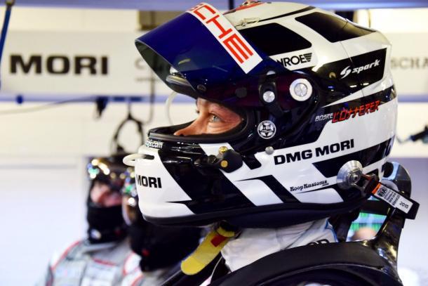 Lotterer and Porsche struggled for a clear lap. | Photo: Twitter/Porsche LMP1 Team