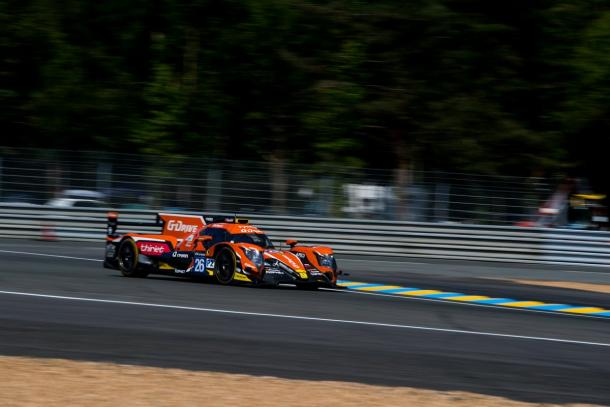 Alex Lynn and G-Drive took P2 pole. | Photo: Twitter/FIA WEC