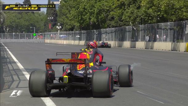 Azerbaigian, terze prove libere: Bottas precede Raikkonen. Problemi per Vettel