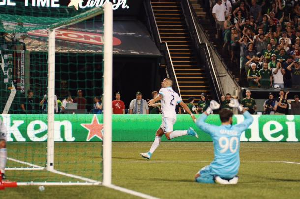 Clint Dempsey eclipsed the Sounders' 'never say die' performance against their rivals   Source: Troy Wayrynen-USA TODAY Sports
