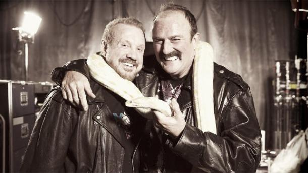Diamond Dallas Page helped Roberts get back on track following years of substance abuse (image:wrestling-edge.com)