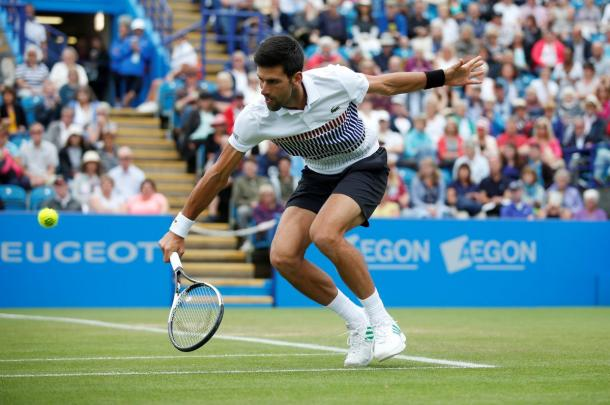 Djokovic - Fonte: Matthew Childs