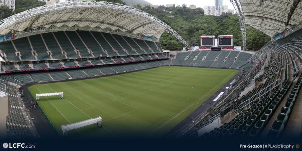 El estadio que albergará el PL Asia Trophy | Foto: Leicester City.
