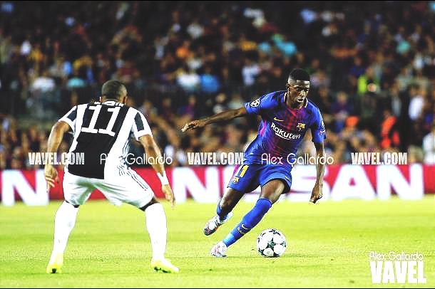 Valverde no cree que Dembéle reaparezca este año. | Foto: Alex Gallardo, VAVEL