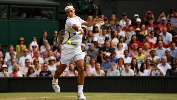 Federer - Fonte: @RogerFederer_Fr / Twitter