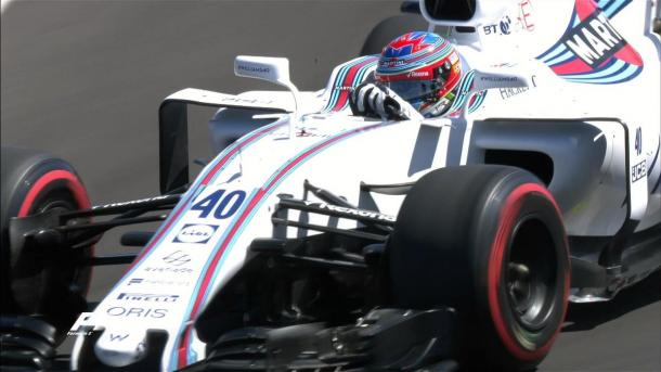 Di Resta, gettato nella mischia delle qualifiche dopo il ko di Massa. Fonte foto: formula1.com