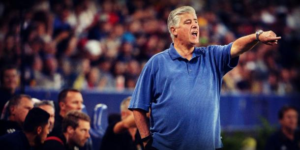 Sigi Schmid is back on his old stomping grounds in LA | Source: mlssoccer.com