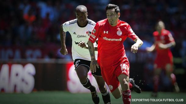 (Foto: Club Toluca)