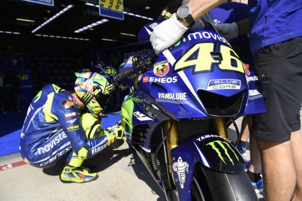Foto: Yamaha MotoGP Twitter