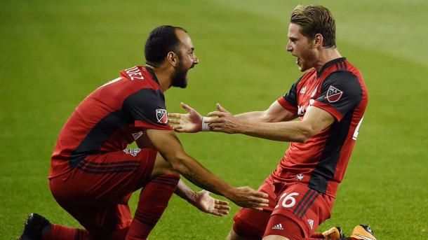 Víctor Vázquez picked up his 13th assist of the season tonight | Source: sportsnet.ca