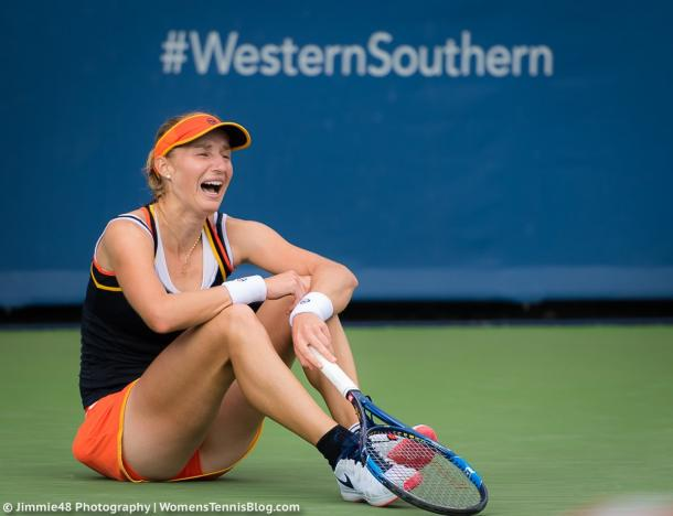 Makarova was troubled by her inconsistency throughout the year | Photo: Jimmie48 Tennis Photography