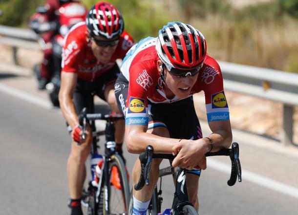 Fotografía: La Vuelta