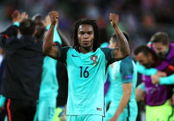 Renato Sanchés fue campeón con Portugal de la EURO 2016 | Foto: @SwansOfficial