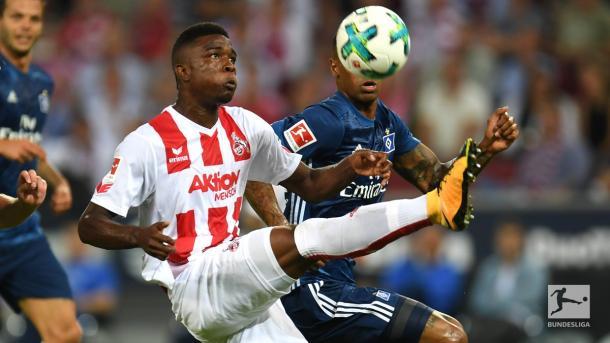 El Köln y el Hamburgo parecen condenados al descenso | Foto: @Bundesliga_DE