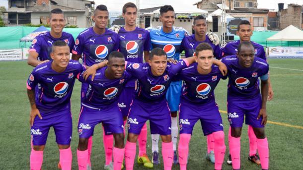 Once del Deportivo Independiente Medellín. | Foto: DIM