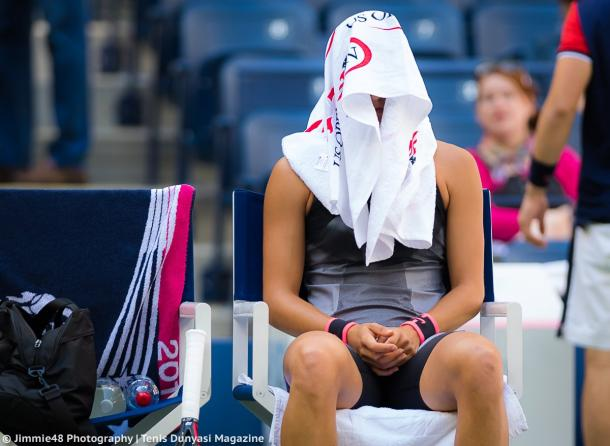 Muguruza sent packing at US Open