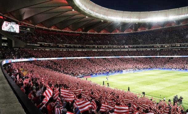 Inauguración del Estadio Metropolitano | Getty