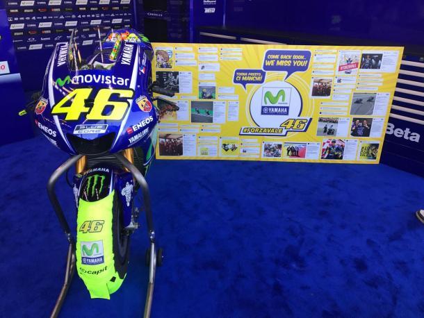 Foto: Twitter Yamaha MotoGP