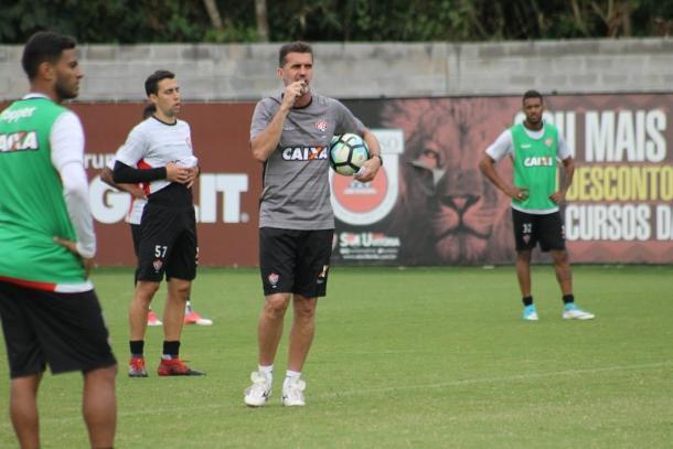 Veja os gols do empate entre Vitória e Fluminense — VÍDEO