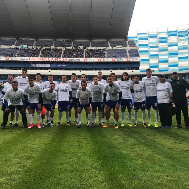 Foto: Cruz Azul