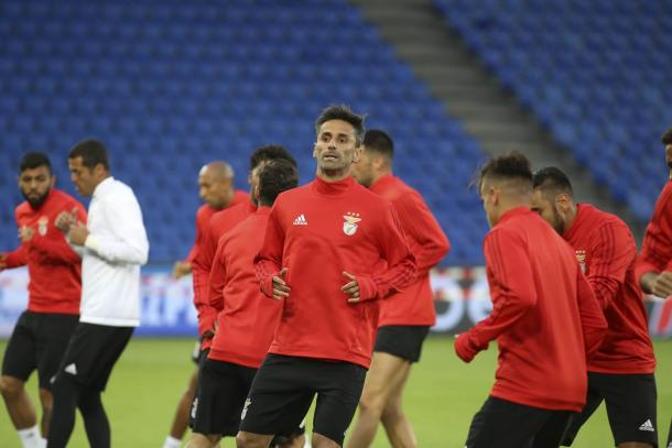 Benfica/Twitter