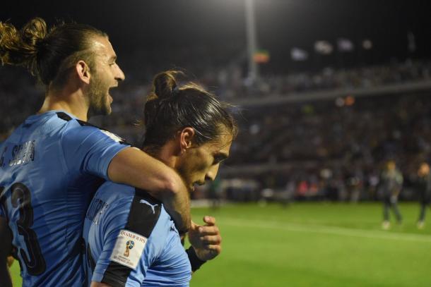 Fonte immagine: Twitter @Uruguay