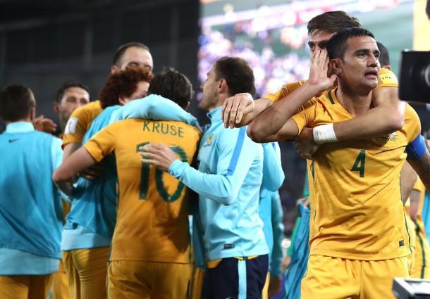 L'Australia ferma la corsa della Siria, 2-1 ai tempi supplementari
