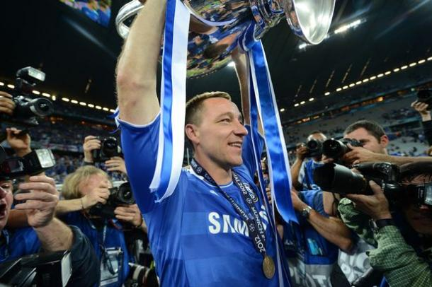 Can Chelsea give John Terry the perfect send off? | Image source: Daily Mirror