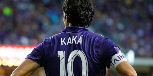 Kaká se despide de Orlando City. / Foto: orlandocitysc.com