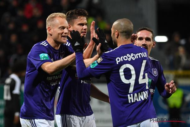 Foto: Reprodução/RSC Anderlecht