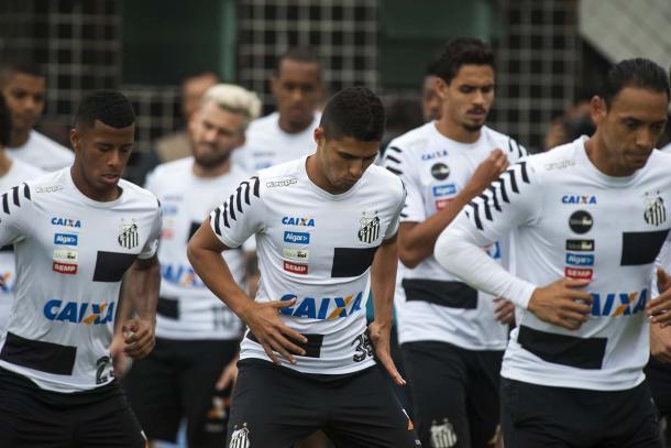 Divulgação: Twitter Oficial Santos Futebol Clube