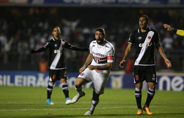 Divulgação: Twitter Oficial São Paulo Futebol Clube