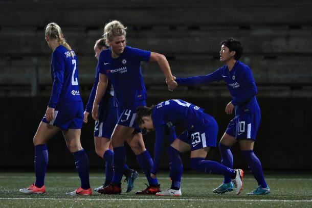 Foto: Divulgação/Chelsea Ladies FC
