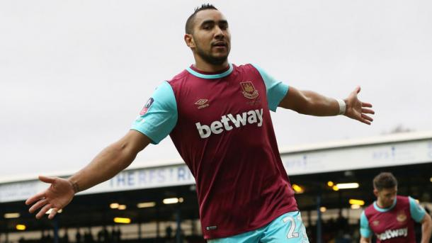 Can Payet help the Hammers to a vital win? | Image: Sky Sports