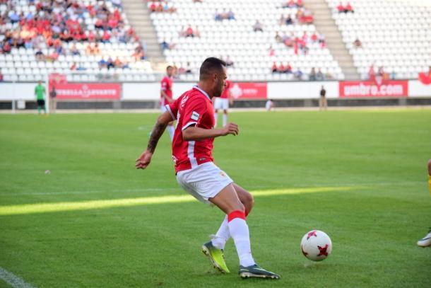 Santi Jara   Foto: Real Murcia