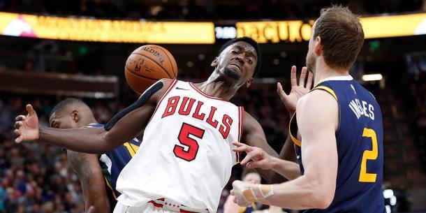 Nueva derrota de Chicago Bulls, tónica de la temporada. |Foto: NBA.com