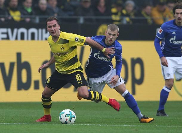 El Borussia Dortmund y el Schalke luchan por la segunda plaza | Foto: @s04_es