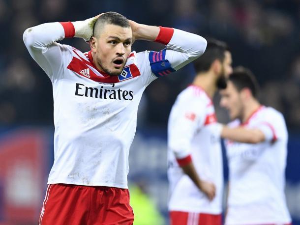 Muchas derrotas en una temporada para olvidar. Foto: @HSV