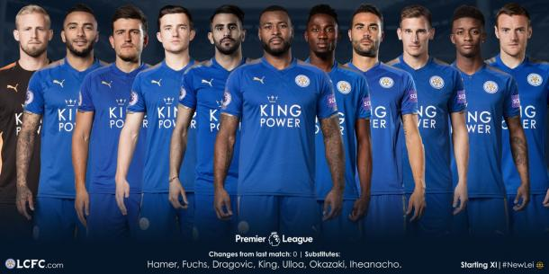 Foto: Leicester City.
