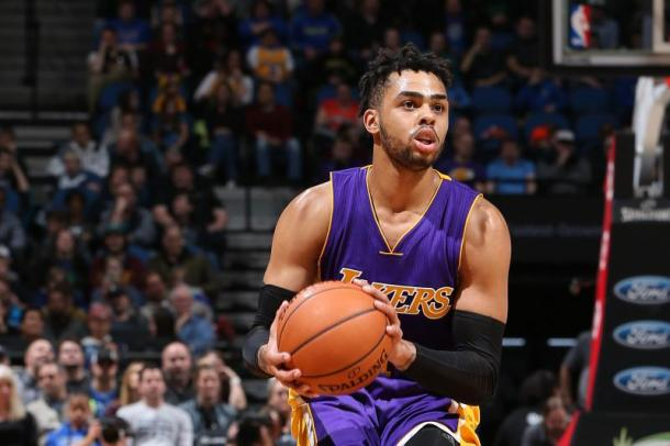Will D'Angelo Russell bring ice to his veins to his new team in the Brooklyn Nets? Photo: David Sherman/Getty Images