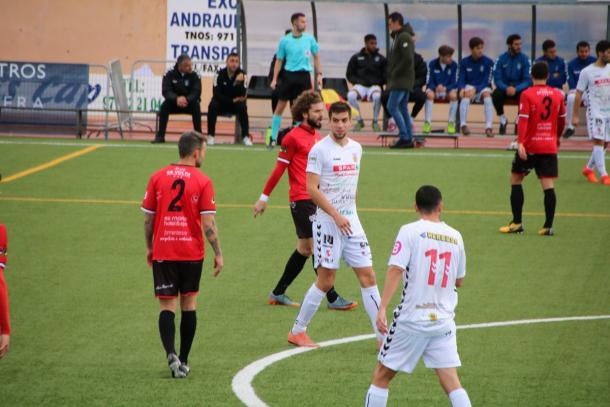 El Formentera perdió el pasado fin de semana  |  Fotografía: SD Formentera
