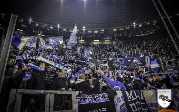 L'unica nota positiva nella serata di Torino: il sostegno dei tifosi alla squadra
