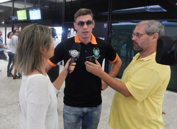 Foto: Site Oficial/América-MG