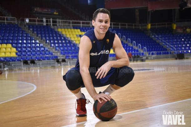 Las aspiraciones de Kyle van más allá de la Euroliga | Foto: Noelia Déniz - VAVEL