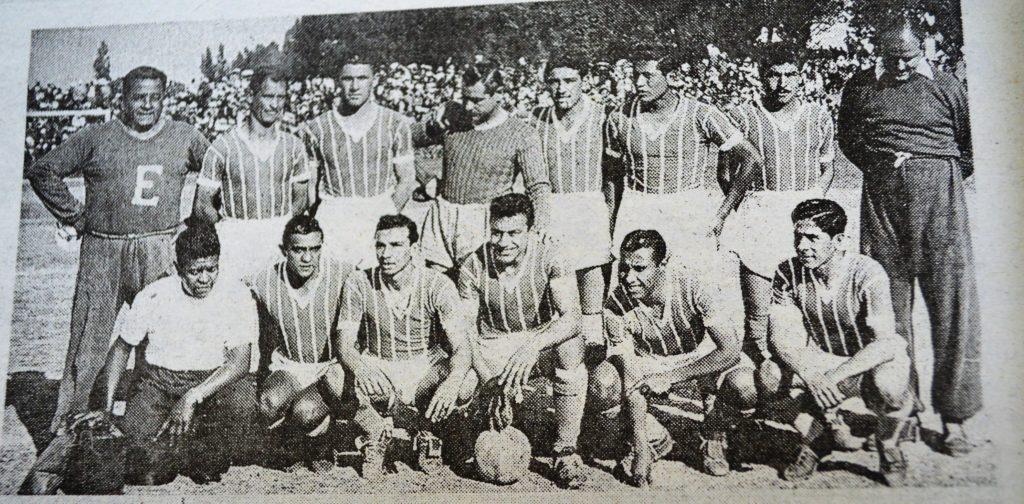 El plantel tenía varios jugadores destacados. Foto: prensa Godoy Cruz.